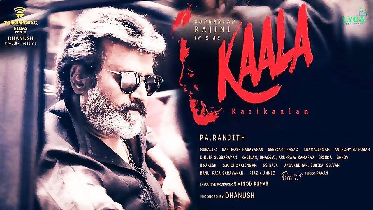 Kaala running time announced officially