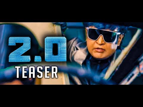 Rajinikanth 2.O teaser to be released during IPL finals
