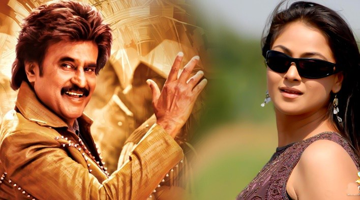 Simran to pair with Rajinikanth
