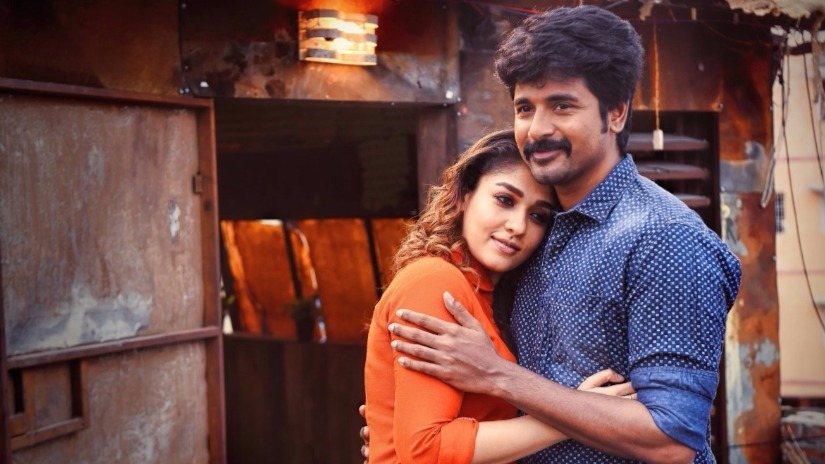 Jithu Jilladi is the title of Sivakarthikeyan's film