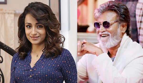 Rajinikanth and Trisha to move to Kasi