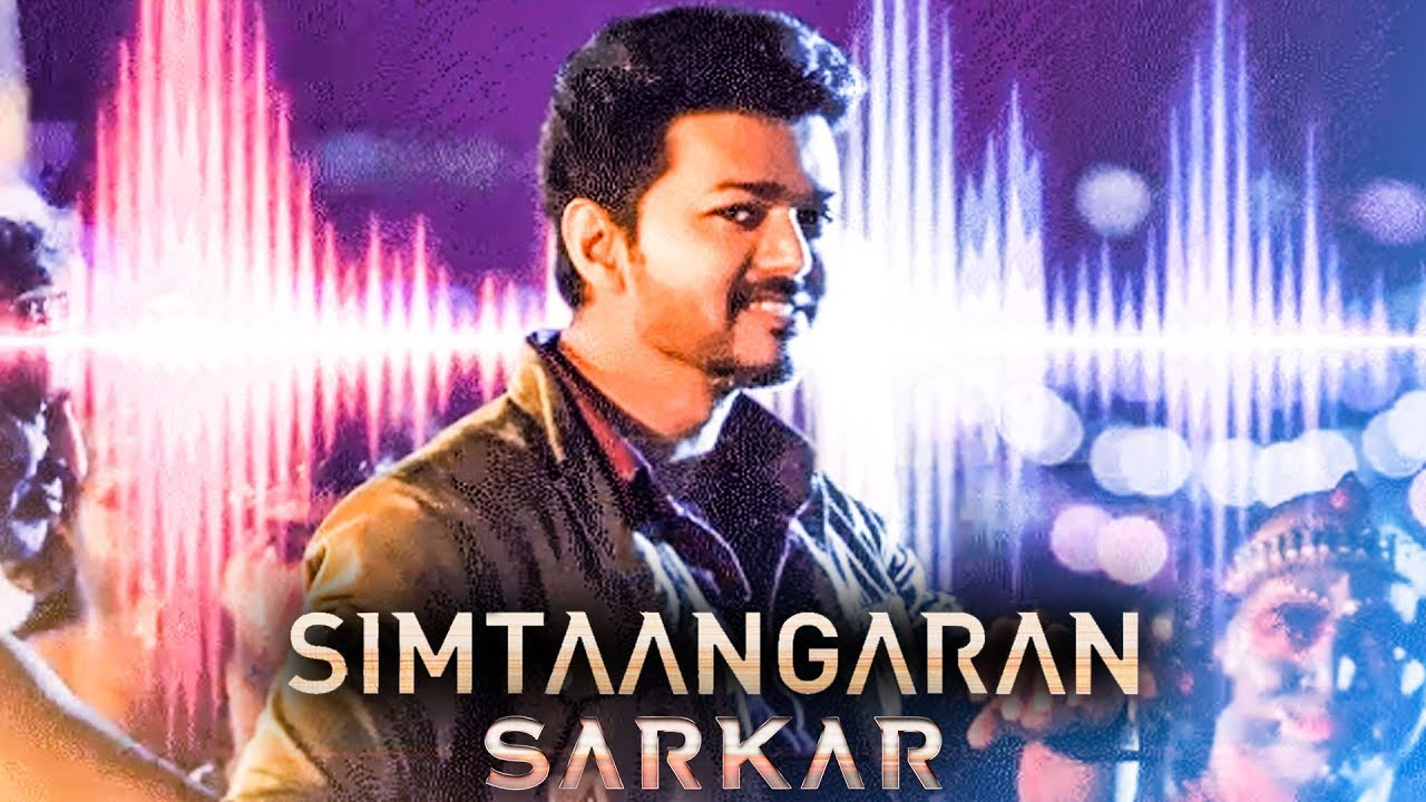 Simtaangaran is the title of the Sarkar's single track