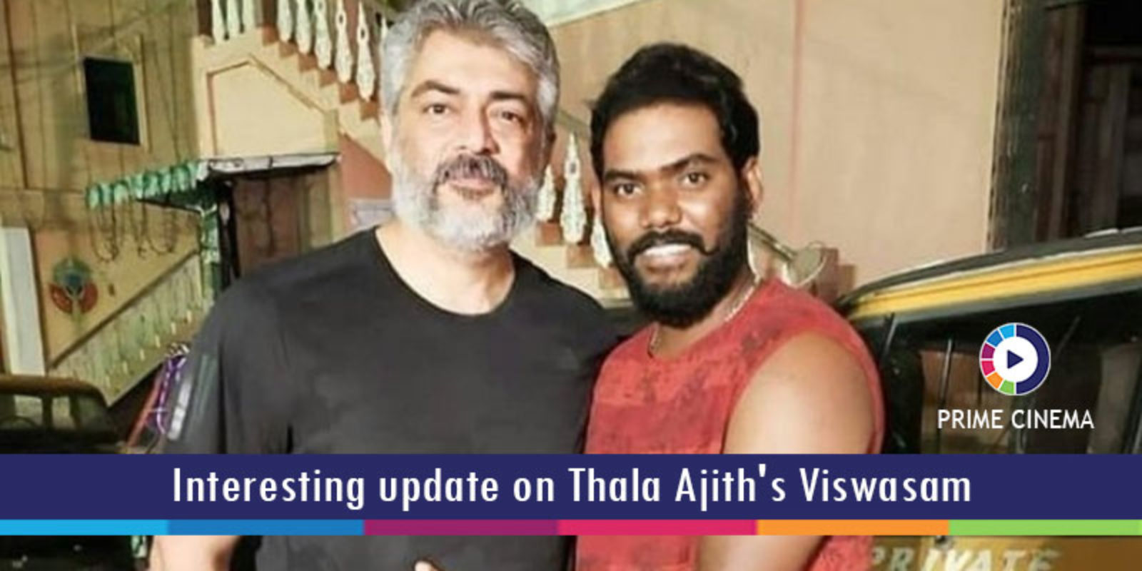 Ajith to complete his portions tomorrow
