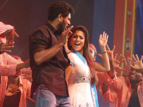 Nayanthara to pair with Prabhu Deva | Tamilo.com Watch ...