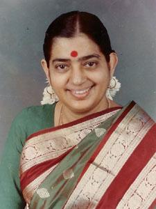 Playback Singer P.Susheela Photo