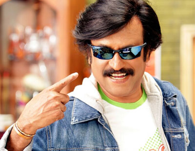 Tamil Actor Rajinikanthan Photo